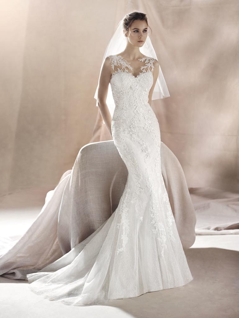 St Patrick Ovias A Wedding Dress